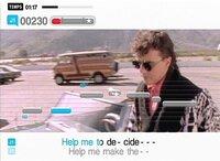 Singstar '80s screenshot, image №2699606 - RAWG