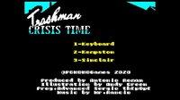 Cкриншот TRASHMAN Crisis Time ZX Spectrum 48/128k, изображение № 2369459 - RAWG