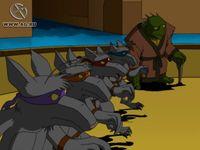 Teenage Mutant Ninja Turtles 2: Battle Nexus screenshot, image №380616 - RAWG