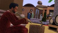 Cкриншот Sims 3: Мир приключений, The, изображение № 535325 - RAWG