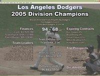 Cкриншот Baseball Mogul 2006, изображение № 423624 - RAWG