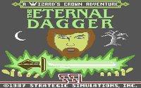The Eternal Dagger screenshot, image №754827 - RAWG