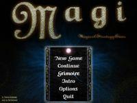 Cкриншот Magi, изображение № 127677 - RAWG
