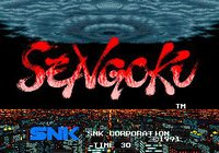 Sengoku (1991) screenshot, image №740145 - RAWG