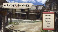 Wander No More screenshot, image №114502 - RAWG