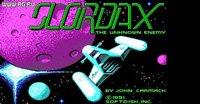 Cкриншот Slordax: The Unknown Enemy, изображение № 337019 - RAWG