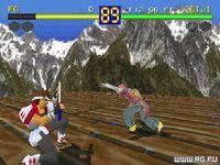Battle Arena Toshinden screenshot, image №328355 - RAWG