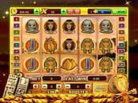 Cкриншот A Pharaoh's Gold Las Vegas Progressive Casino Slots, изображение № 1889911 - RAWG