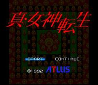 Shin Megami Tensei screenshot, image №740216 - RAWG