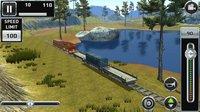 Cкриншот Amtrak Train Driving Simulator, изображение № 1995547 - RAWG
