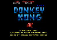 Donkey Kong screenshot, image №726834 - RAWG