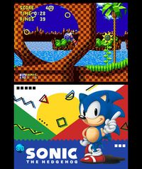 3D Sonic The Hedgehog screenshot, image №262709 - RAWG