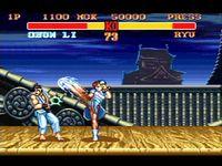 Street Fighter II' Turbo: Hyper Fighting screenshot, image №248209 - RAWG