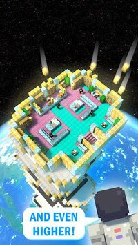 Cкриншот Tower Craft 3D - Idle Block Building Game, изображение № 2581846 - RAWG