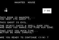 Cкриншот Haunted House (1982), изображение № 726087 - RAWG
