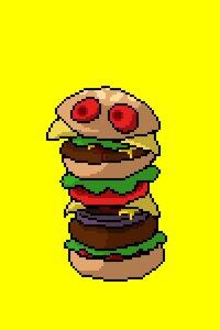 Cкриншот Robot Burger Mania, изображение № 2880204 - RAWG