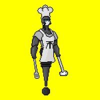Cкриншот Robot Burger Mania, изображение № 2880209 - RAWG
