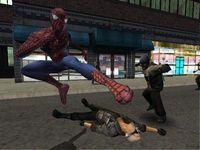 Cкриншот Человек-паук 2, изображение № 374781 - RAWG