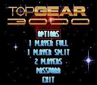 Cкриншот Top Gear 3000, изображение № 763134 - RAWG