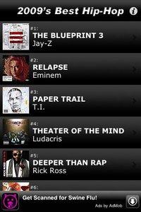 2,009 Best Hip-Hop & Rap Albums screenshot, image №1632599 - RAWG