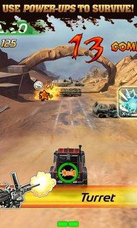 Cкриншот MUTANT ROADKILL, изображение № 681846 - RAWG