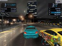 Need for Speed: Underground screenshot, image №809816 - RAWG