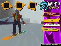 Cкриншот Winter Sports Snow Wave 2, изображение № 306764 - RAWG