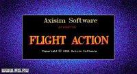 Cкриншот Flight Action, изображение № 337084 - RAWG