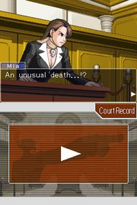 Cкриншот Phoenix Wright: Ace Attorney − Trials and Tribulations, изображение № 802567 - RAWG