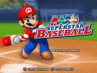 Cкриншот Mario Superstar Baseball, изображение № 752833 - RAWG
