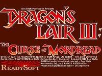 Cкриншот Dragon's Lair III: The Curse of Mordread, изображение № 748167 - RAWG