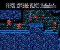 Cкриншот Ninja Gaiden II: The Dark Sword of Chaos (1990), изображение № 1686859 - RAWG