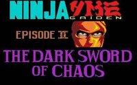 Cкриншот Ninja Gaiden II: The Dark Sword of Chaos (1990), изображение № 737122 - RAWG