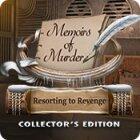Cкриншот Memoirs of Murder: Resorting to Revenge Collector's Edition, изображение № 2395623 - RAWG