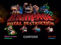 Rampage: Total Destruction screenshot, image №753084 - RAWG