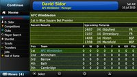 Cкриншот Football Manager 2011, изображение № 561810 - RAWG