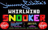 Cкриншот Jimmy White's 'Whirlwind' Snooker, изображение № 744611 - RAWG