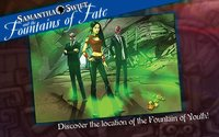 Cкриншот Samantha Swift and the Fountains of Fate - Collector's Edition, изображение № 935633 - RAWG
