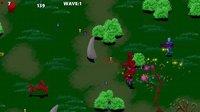 Cкриншот Ranger vs. Space Mutants, изображение № 850936 - RAWG