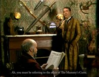 Sherlock Holmes Consulting Detective: The Case of the Mummy's Curse screenshot, image №195225 - RAWG