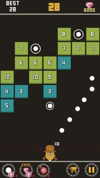 Cкриншот Bounzy Ball-Block breaker, изображение № 1805213 - RAWG