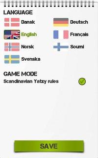 Yahtzee scoresheet screenshot, image №2073435 - RAWG