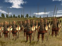 Cкриншот ROME: Total War - Barbarian Invasion, изображение № 426323 - RAWG