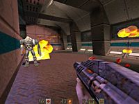Cкриншот QUAKE II Mission Pack: The Reckoning, изображение № 189255 - RAWG