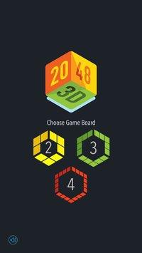 Cкриншот 2048 3D - Brain Training Game, изображение № 1706355 - RAWG