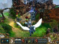 Cкриншот King's Bounty: Принцесса в доспехах, изображение № 162203 - RAWG