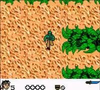 Cкриншот Turok: Rage Wars (GBC), изображение № 1709682 - RAWG