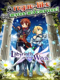Labyrinth of the Witch screenshot, image №1936116 - RAWG
