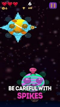 Cкриншот Planetary Jumper: Jump on the planets, изображение № 2627358 - RAWG