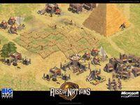 Cкриншот Rise of Nations, изображение № 349446 - RAWG